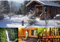 rustic retreats cabins and yurts for rent in washington northwest Washington State Park Cabins