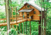 rustic treehouse lodging in berlin ohio Cabins In Amish Country Ohio