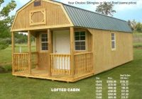 scott and mikes barn sales Lofted Barn Cabin For Sale