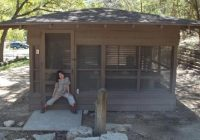 screened shelter picture of garner state park concan tripadvisor Garner State Park Cabin Pictures