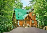 secluded 1 bedroom log cabin sky harbor resort pigeon forge Secluded Cabins In Gatlinburg Tn