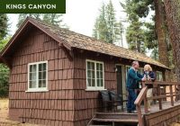 sequoia kings canyon national parks in park lodging Cabins Sequoia National Park