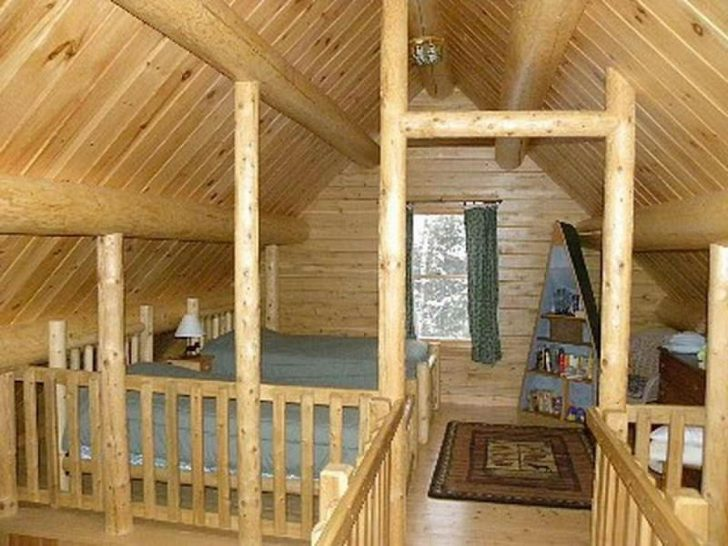 Permalink to Stunning Simple Cabin Designs With Loft 2019