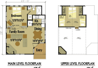 small cabin designs with loft small cabin floor plans Building A Small Cabin With Loft