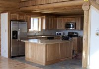 small cabin homes with lofts log cabin loft and kitchen log home Small Cabin Plans With Lofts