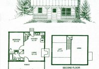 small cabin with loft floorplans photos of the small cabin floor Tiny Cabin Floor Plans With Loft