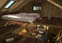 small log cabin plans free hungrybuzz Free Small Cabin Plans With Loft