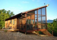 small mountain cabin plans rustic house with walkout basement home Small Mountain Cabin Plans With Loft