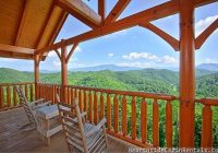 smoky mountain high 3 bedroom cabin in pigeon forge Cabins Near Smoky Mountains