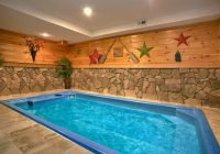 smoky mountain village cabin with private pool Gatlinburg Cabins With Pool