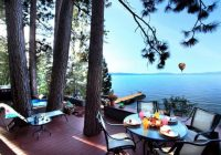south lake tahoe lakefront cabin hotels travel 930 bal bijou Lake Tahoe Cabins Lakefront