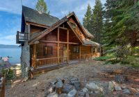 south lake tahoe vacation rentals lakefront home at 2201 cascade road Cabins In South Lake Tahoe