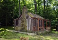 spring cabin special rates at west virginia state parks in april and Virginia State Park Cabins