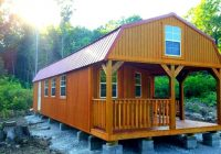 star tec deluxe lofted barn cabin finished log cabin plans Deluxe Lofted Barn Cabin For Sale