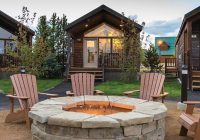 stay at the explorer cabins in west yellowstone my yellowstone park Explorer Cabins Yellowstone