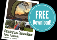 stay the night florida state parks Camping In Florida With Cabins