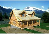 stors mill log cabin home plan 088d 0025 house plans and more Log Cabin Style House Designs