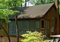 table rock state park cabins visit pickens county south carolina Table Rock State Park Cabins