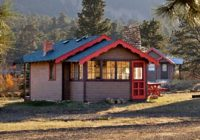 tiny town cabins updated 2019 prices campground reviews estes Estes Park Cabins And Cottages