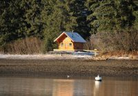 tongass national forest eight fathom cabin Forest Service Cabins Alaska