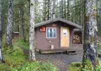 top ten cabins on the tongass national forest national forest Alaska Forest Service Cabins