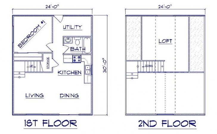 Permalink to Best 24 X 30 Cabin Plans With Loft Gallery