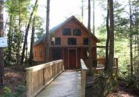 vacation rentals near the red river gorge natural bridge cabins Red River Gorge Cabins Pet Friendly