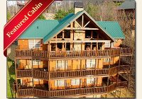 volunteer cabin rentals smoky mountain rental cabins near pigeon Cabins In Smokey Mountains