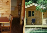 wanna bee campground rv park Wisconsin Dells Camping Cabins