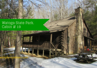 watoga state park cabin 19 in west virginia west virginia Virginia State Park Cabins