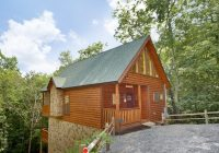 wears valley 2 bedroom cabin rental a friendly forest Cabins Usa Gatlinburg Tennessee