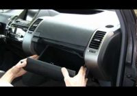 where is my oil filter located at yahoo answers 2010 Prius Cabin Air Filter