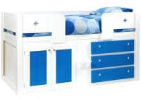 white cabin bed bestbuycoupon Kids Cabin Beds With Storage