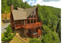 wild things place to stay on vacation 3 bedroom 3 full bathroom Cabins In Blue Ridge Georgia