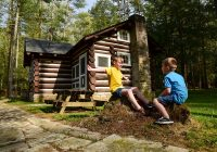wvstateparks lodging Beech Fork State Park Cabins